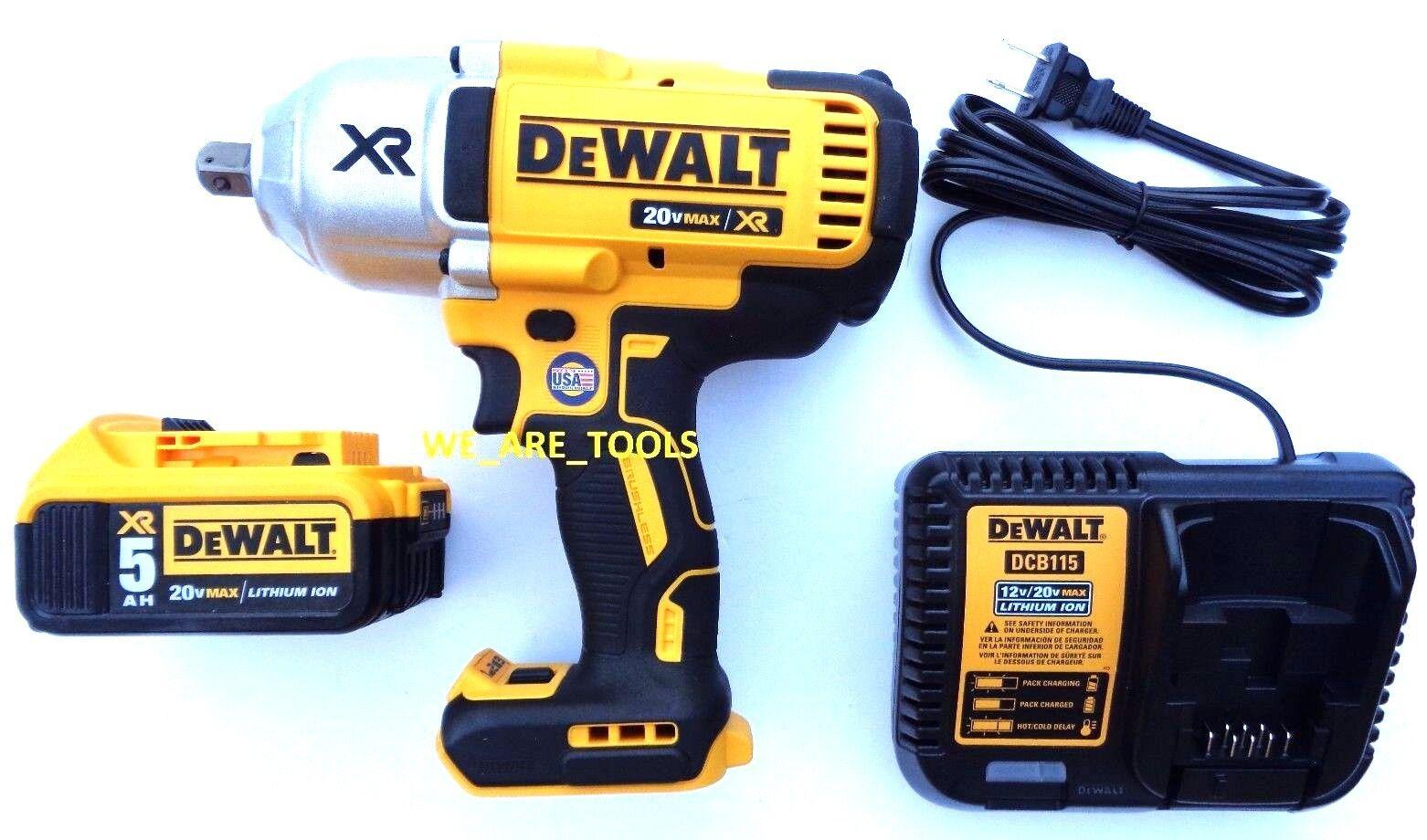 Dewalt DCF899B 20V MAX XR Cordless Lithium-Ion 1/2 in. Brush