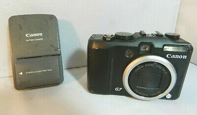 Canon PowerShot G7 Digital Camera  #MAP3623