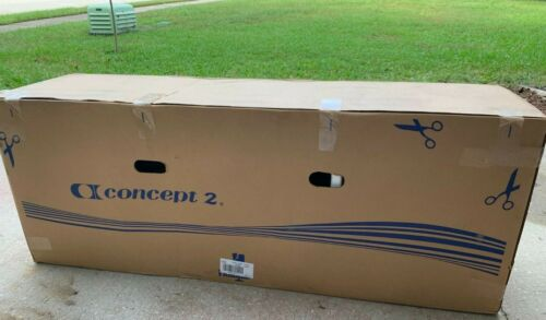Concept2 Model D Indoor Rowing Machine W/ PM5 Perf Monitor-Ships Same Day Fast