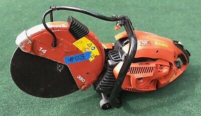 Hilti Dsh 700-x Gas Saw Lk Nice For Parts Only Not Working 03 Fast Ship