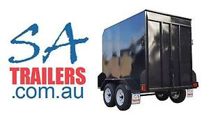 ENCLOSED TRAILERS (AUS BUILT) Burton Salisbury Area Preview