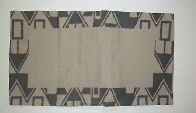 West Elm Canvas Lumbar Pillow Cover Monogram Me Tan 20