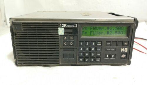 GE GENERAL ELECTRIC 12R II VHF FM TRANSCEIVER 300588-001A