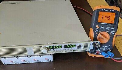 Keysight Agilent N5765a Dc Power Supply 30v 50a 1500w