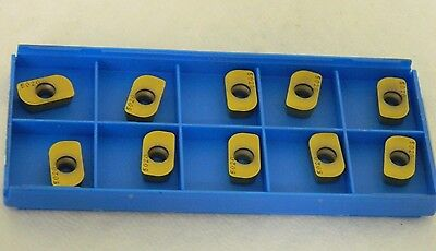 Walter Valenite Apet160448-er Vp5020 Carbide Milling Insert Lot Of 10