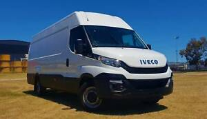 NEW 2016 IVECO DAILY 35S17 VAN Redcliffe Belmont Area Preview