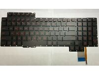 New US Keyboard for ASUS ROG G751JY-QH72-CB G751JY-T7051H G751JZ-XS72