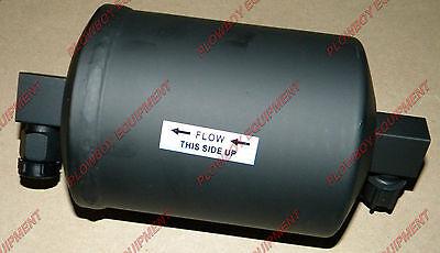 Receiver Drier For Backhoe Skid Steer Loader 580m 580sl 590sm 85xt 90xt 95xt