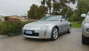 2003 Nissan 350z Manual Track Edition