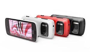 Nokia 808 PureView Unlocked Mobile Phone White *VGC*+Warranty!