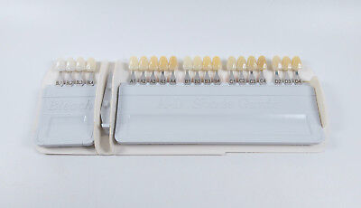 Ivoclar Vivadent Dental Shade Guide A-d Color Porcelain Teeth Based On Vita