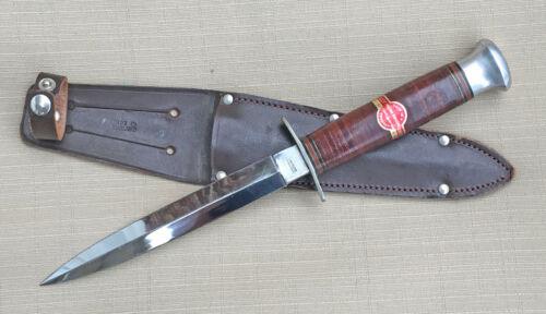 Post War William Rogers Commando Dagger