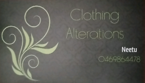 Clothing alteration Forest Lake Brisbane South West Preview