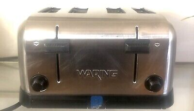 Waring Wct708 Commercial Toaster -nsf Listed Restaurant Grade