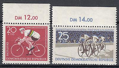 DDR 1960 MI NR 779 780 MIT OBERRAND POSTFRISCH 24963