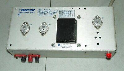 O3 COSEL PBA300F-36 POWER SUPPLY USED NICE 30 Day Warranty
