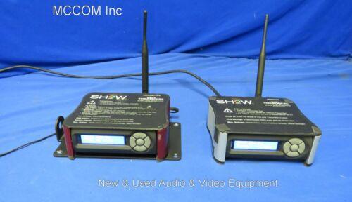 City Theatrical 5600 Show DMX Transmitter & 5610 Show DMX Receiver