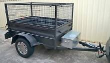 CAGE TRAILER 6x4 Built December 2014. Registered until Dec 2016. Brooklyn Park West Torrens Area Preview