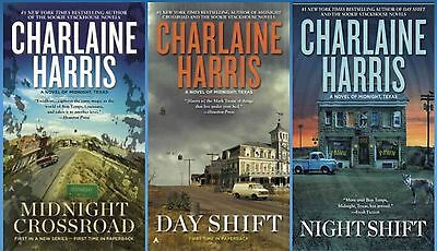 Midnight Texas Series Collection Set Books 1-3 Mass Market Paperback BRAND NEW!