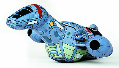 What's better than the Serenity ship? A plush Serenity ship of course