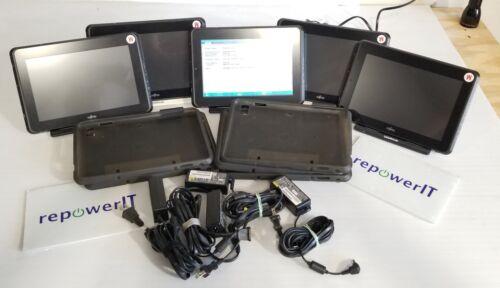 Lot of 5x Fujitsu Q552 Tablet Computer 64GB Flash 2GB Ram • Atom N2600 1.6Ghz #B