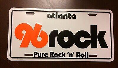 96 Rock Tag - Atlanta Pure Rock 'n' Roll