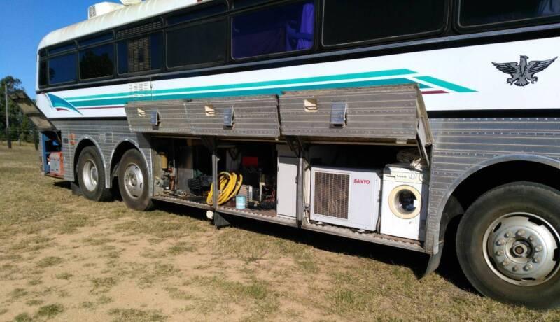 Silver Eagle Motorhome 1976 Model 05 | Campervans & Motorhomes