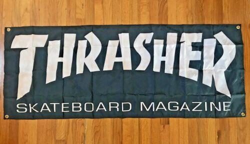 New THRASHER Skateboard Magazine