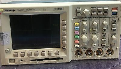 Tektronix Tds3054 4 Channel Digital Phosphor Oscilloscopes W Options