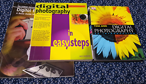 Digital photography books Macquarie Fields Campbelltown Area Preview