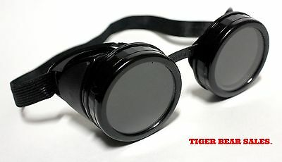Wholesale 10 Black Welding Oxy-acetylene 50mm Eye Cup Shade 5 Lens Goggles