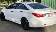 2012 HYUNDAI i45 ACTIVE 4DR SPORTS AUTO 2.0 MPI - 20 inch Black Wheels Mudgeeraba Gold Coast South Preview