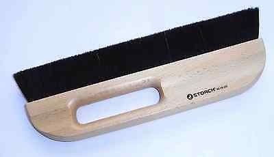#A22 - STORCH Tapezierwischer Tapezierbürste 300x25 mm, Holzgriff, Kombi-Borste