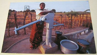 Advertising Charity Water Aid - posted 1999