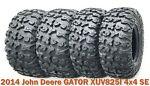 2014 John Deere GATOR XUV825I 4x4 SE Full Tire Set picture