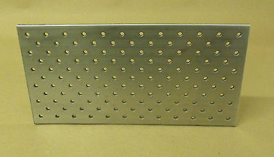 """Tooling Plate, 6"""" x 12"""", 1/4-20 Holes, TLPLATE0612"""