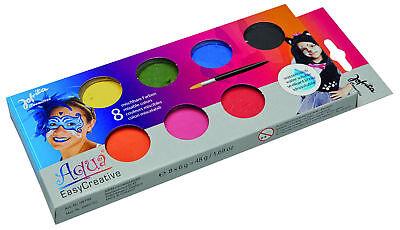 Kinder Schminke Aqua Farbe Jofrika Set 8 Farben Theaterschminke