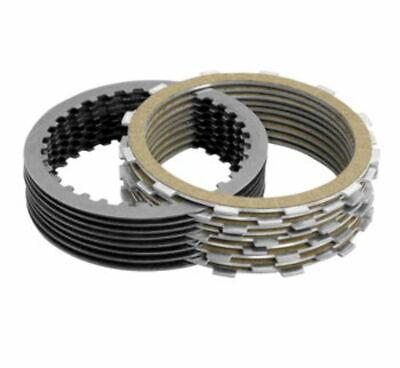 BDL Tempered Steel Clutch Plate Kit Drivetrain Primary Transmission Harley BT
