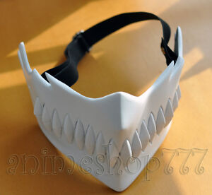 Bleach Tercera Espada Halibel Cosplay Mask Resin Halloween Free Shipping