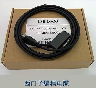 Programming Cable For SIEMENS LOGO USB Data Cable Good Quality 6 pin...