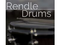 Rendle Drums - Drum Tuition in Bristol. First Lesson Free!