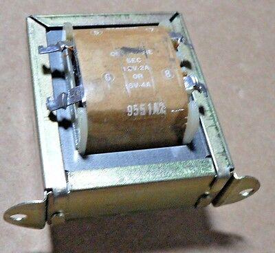 Stancor Transformer 9551a2 115v230v