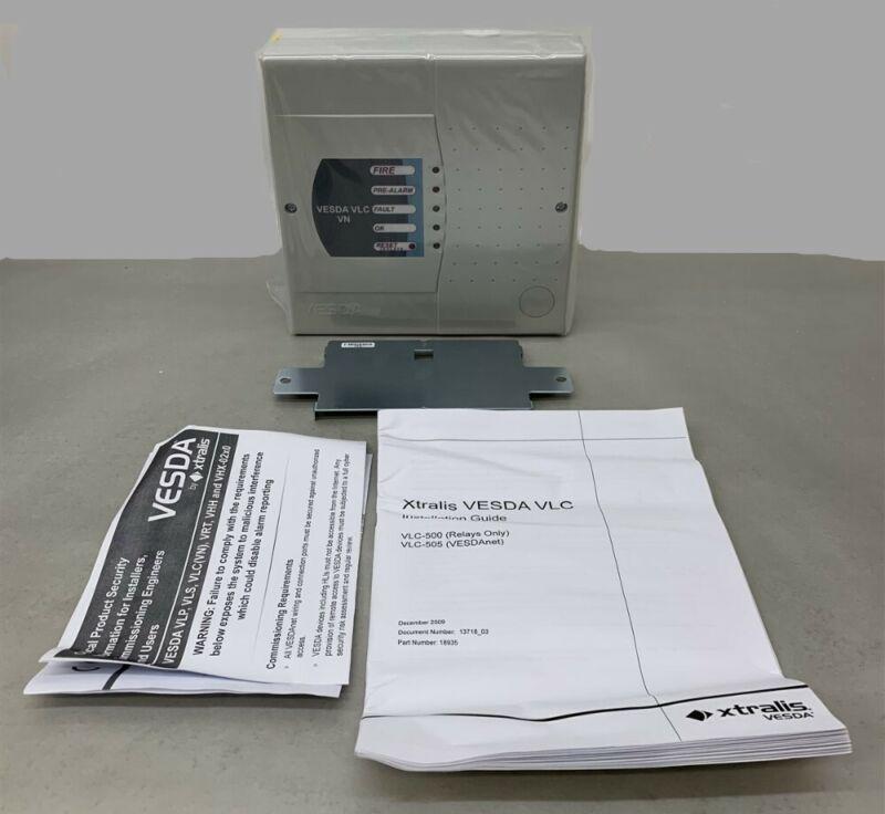 Vesda VLC Aspirating Smoke Detector, VLC-505