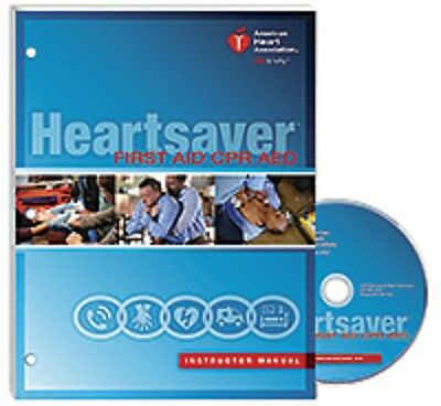 AHA 2015 Guildlines Heartsaver First Aid CPR AED Instructor (Heartsaver First Aid Cpr Aed Instructor Manual)