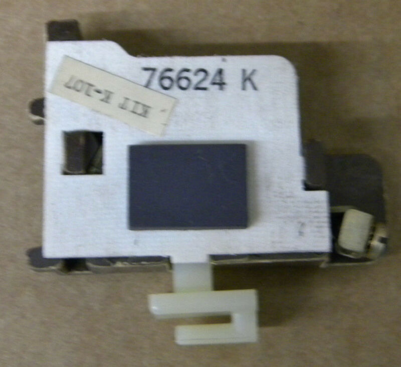 RELIANCE 76624-K AUXILIARY CONTACT NEW 76624K