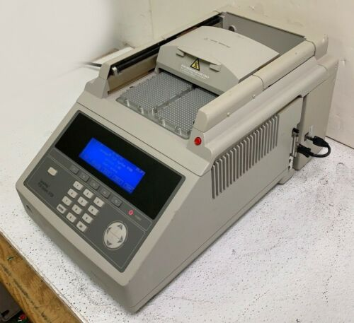 ABI Applied Biosystems 9700 GeneAmp PCR Dual 384 Well Thermal Cycler Auto Lid