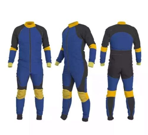 Custom skydiving suit best quality Taslan/Spandex/Cordura Skydiving Suit