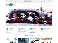 Cutting Edge VR Virtual Reality Gear & Accessories Dropshipping Business For Sale