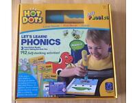Jolly Phonics Hot Dots