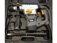 Titan Power Drill Rotary Hammer SDS Excellent condition Used Twice + 16mm bit concrete garage anchor